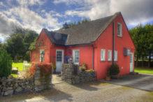 Red Oak, Ferienhaus Clonmoylan, Ballyshrule
