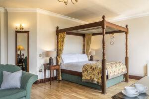 Superior Zimmer, Abbeyglen Castle Hotel, Clifden, Irland