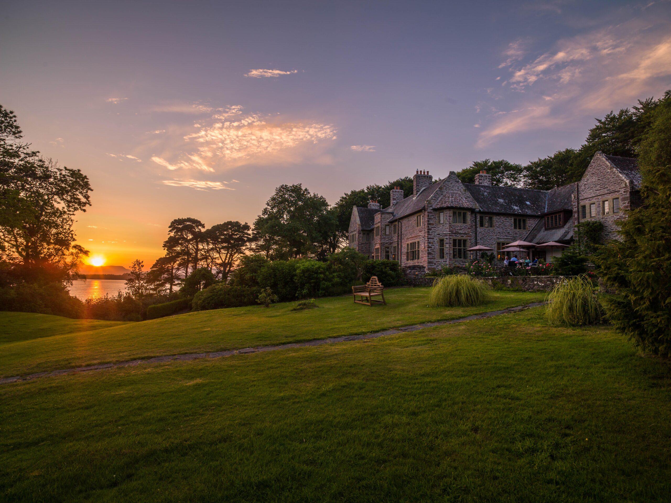 Ard Na Sidhe Country House, Caragh Lake/Killorglin, Irland