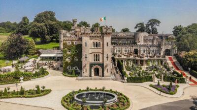 Cabra Castle, Kingscourt, Irland