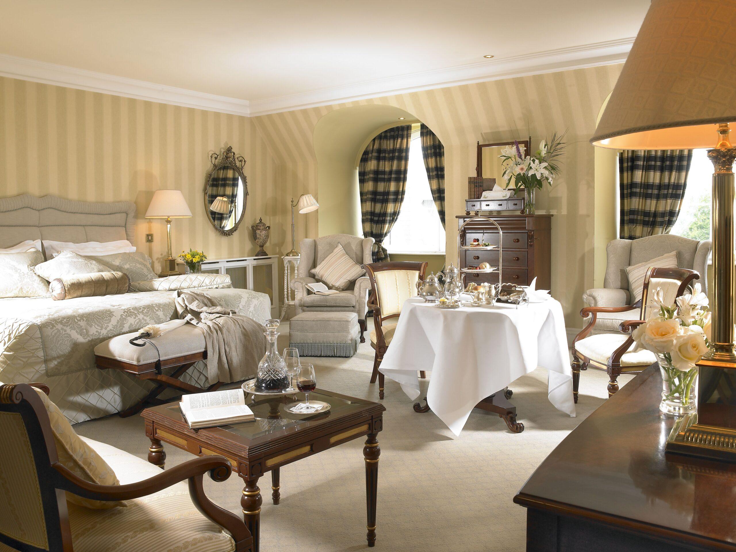 Deluxe Zimmer, Hayfield Manor, Cork