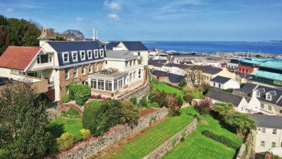 La Frégate Hotel, St. Peter Port, Guernsey