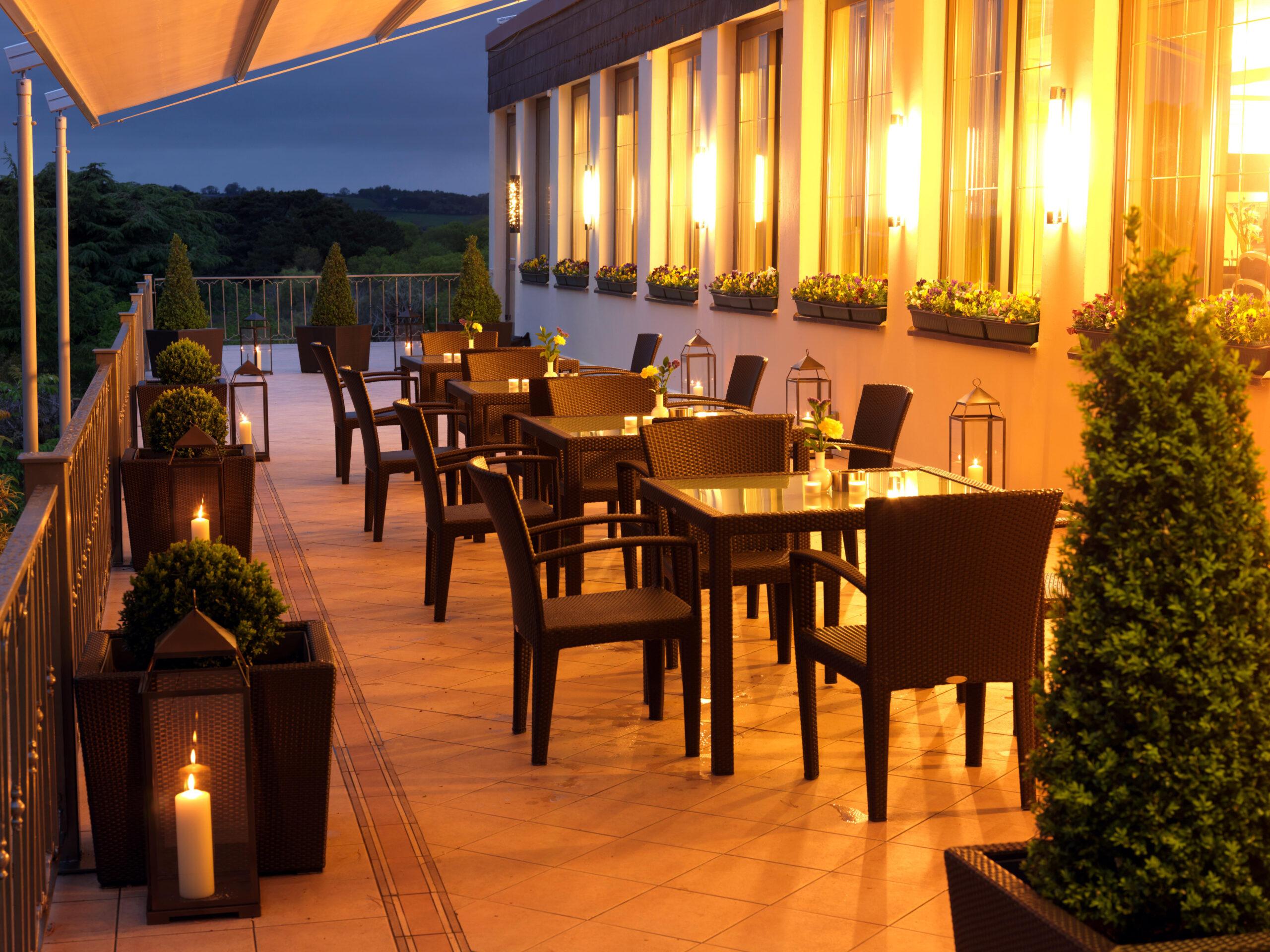 The Dunloe Hotel & Gardens, Killarney, Irland