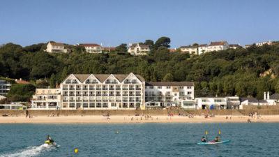 Golden Sands Hotel, St. Brelade's Bay, Jersey