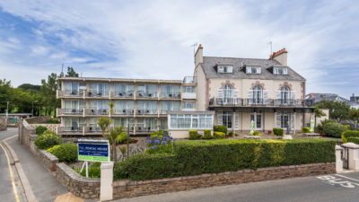 The Pontac House Hotel, St. Clement's Bay, Jersey