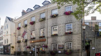 Best Western Moores Hotel, St. Peter Port, Guernsey