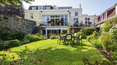 The Pandora Hotel, St. Peter Port, Guernsey