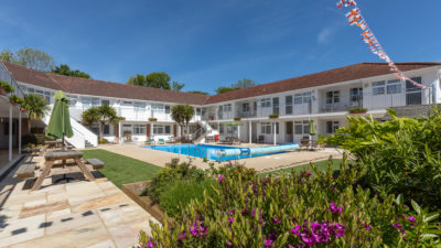 Del Mar Court Apartments, St. Martin's, Guernsey