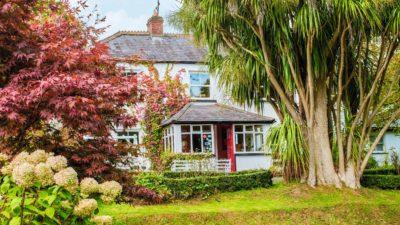 Ballyknocken House, Ashford