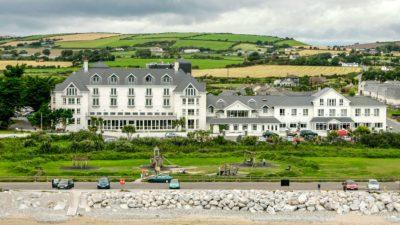 Garryvoe Hotel, Castlemartyr