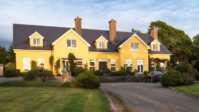Drumcreehy Country House, Ballyvaughan
