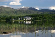 Harvey's Point, Lough Eske/Donegal Town, Irland