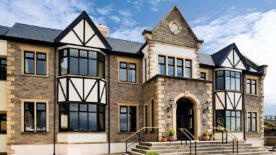 Knockranny House Hotel & Spa, Westport