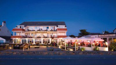 Cobo Bay Hotel, Cobo Bay/Castle, Guernsey
