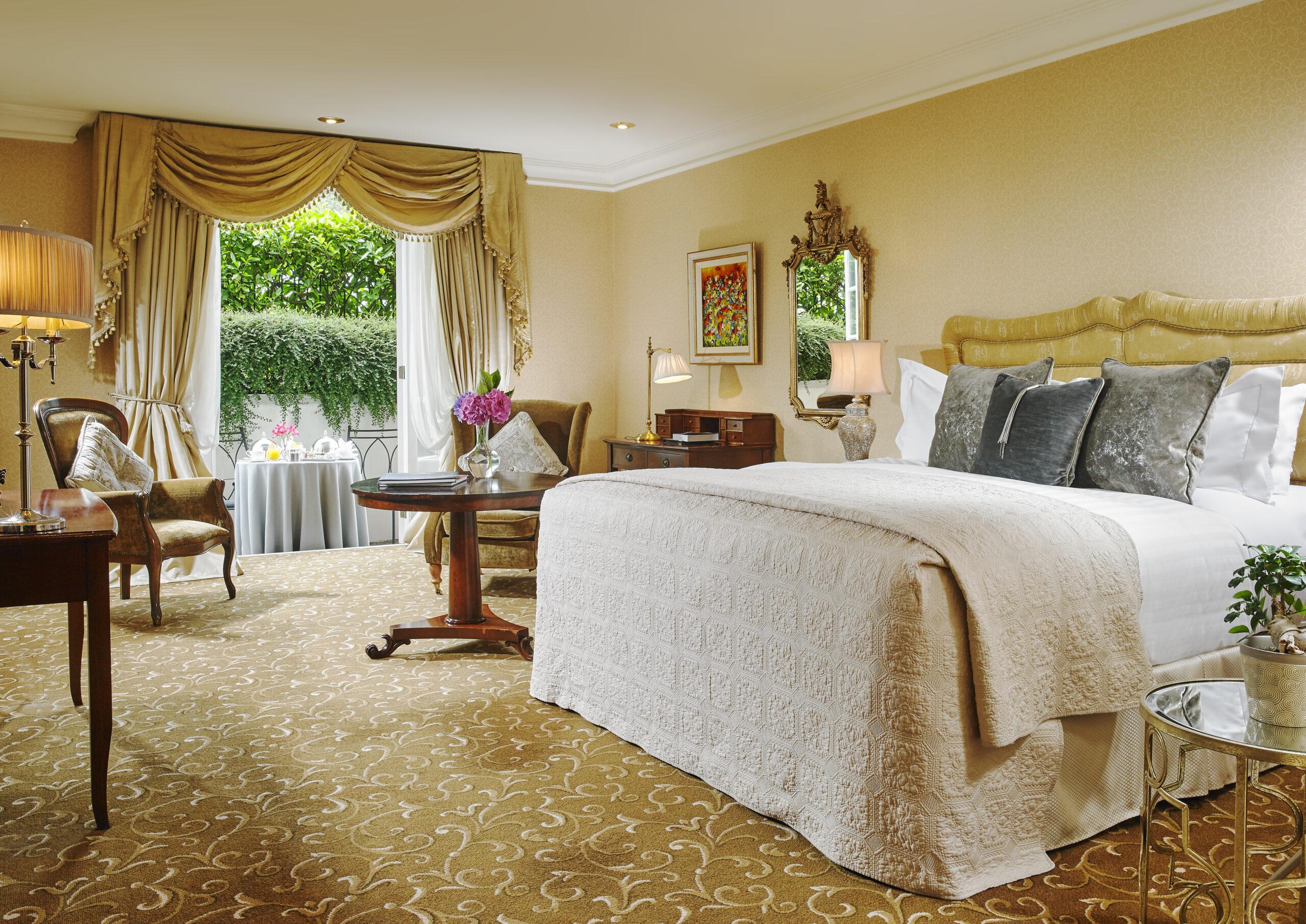 Superior Zimmer, Hayfield Manor, Cork