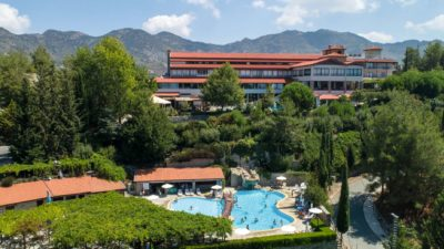 Rodon Mount Hotel & Resort, Agros/Troodos-Gebirge, Zypern