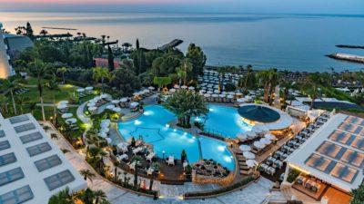 Mediterranean Beach Hotel, Limassol, Zypern