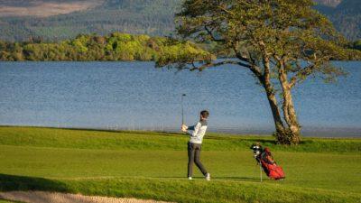 Golf, Irland