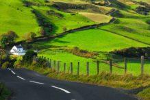 Landstrasse, Irland