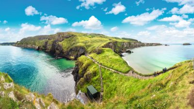 Carrick-a-Rede, Nordirland