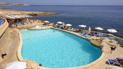 Preluna Hotel & Spa, Sliema, Malta