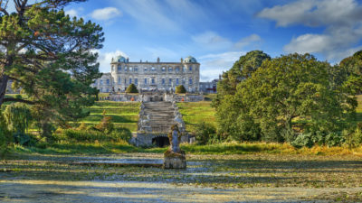 Powerscourt House & Gardens, Irland
