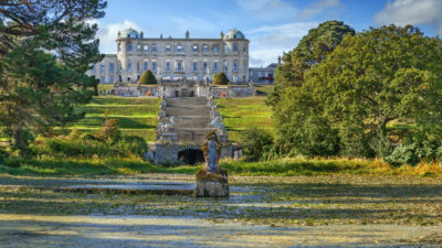 Powerscourt House & Gardens, Irland