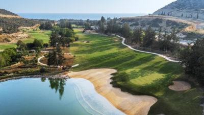 Golf auf Zypern