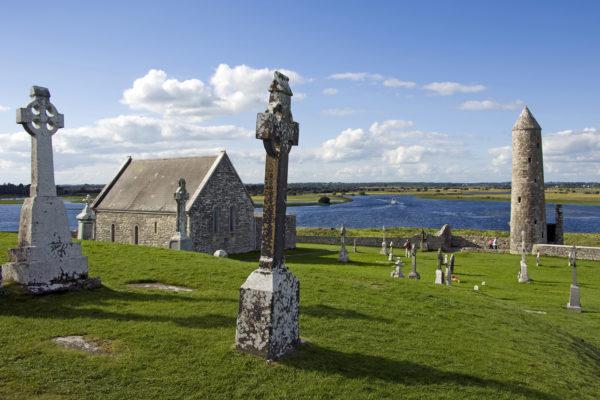 Hausbootferien, Clonmacnoise