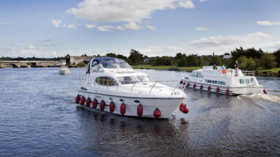 Hausbootferien Silver Line Cruisers