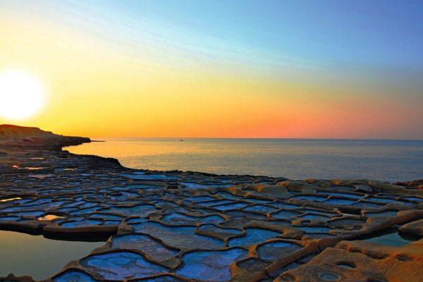 Salzpfannen, Gozo