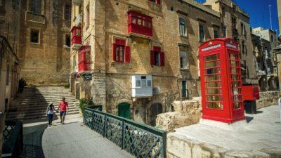 Sprachreisen, Malta