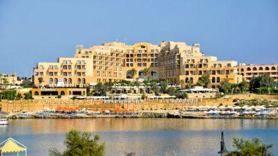 Corinthia Hotel St Georges Bay, St. Julian's, Malta