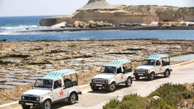 Jeep Safari Gozo, Malta