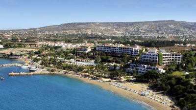 Coral Beach Hotel & Resort, Coral Bay/Paphos, Zypern