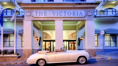 The Victoria Hotel, Sliema, Malta