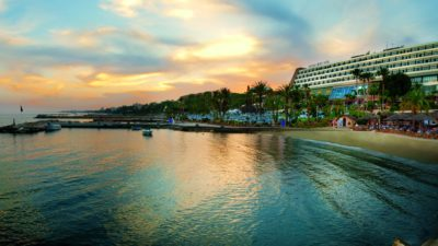 Amathus Beach Hotel, Limassol, Zypern