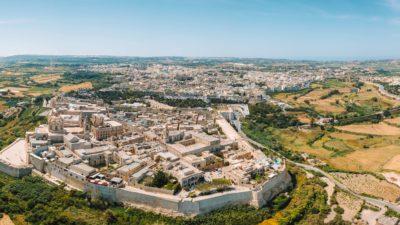 Mdina - die alte Hauptstadt