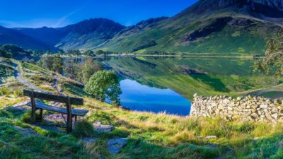 Buttermere, Lake District, England