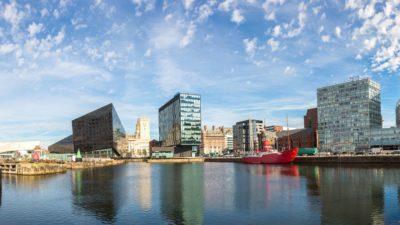 Albert-Dock, Liverpool, England