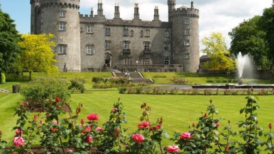 Kilkenny Castle, Irland
